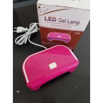 12W LED Lamp Roze-SHOWMODEL