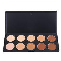 foundation make-up palette