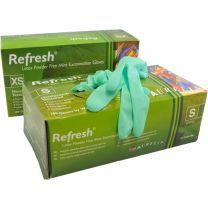 Aurelia Refresh Mint Latex Handschoenen Groen