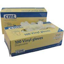 vinyl handschoenen gepoederd