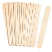 houten spatels hars