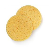 Reinigingsspons Gezichts Sponsje Oranje