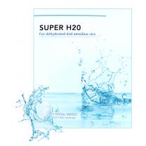 Vliesmasker Gezichtsmasker Super H2o