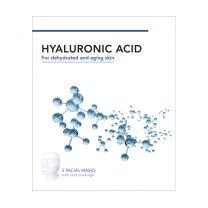Hyaluronzuur gezichtsmasker