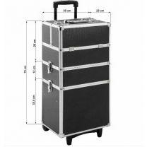 Beauty Koffer afmetingen