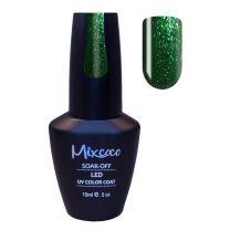 Gellak #156 Glitter Groen