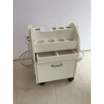 Pedicure Trolley Podo Hoogglans SHOWMODEL