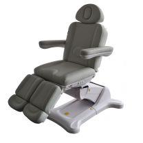 Pedicure Behandelstoel Comfort Licht Grijs