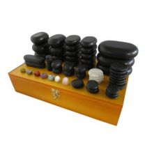 Hotstone Set Massage Stenen
