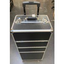 Beauty Koffer met 3 Lades op Wielen