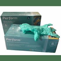 nitril handschoenen poedervrij groen 200 stuks