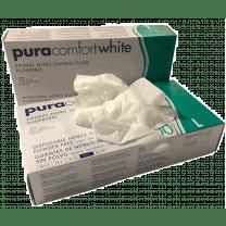 nitrile handschoenen poedervrij wit 100 stuks