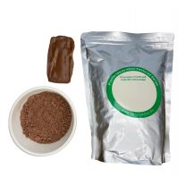 Poedermasker Gezichtsmasker Chocolade
