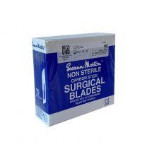 swann morton mesjes niet steriel