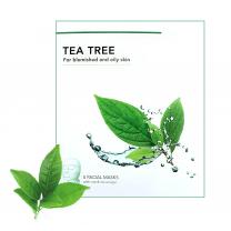 Vliesmasker Gezichtsmasker Tea Tree