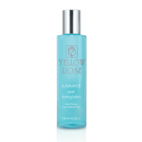 yellow rose luminance pearl toning lotion