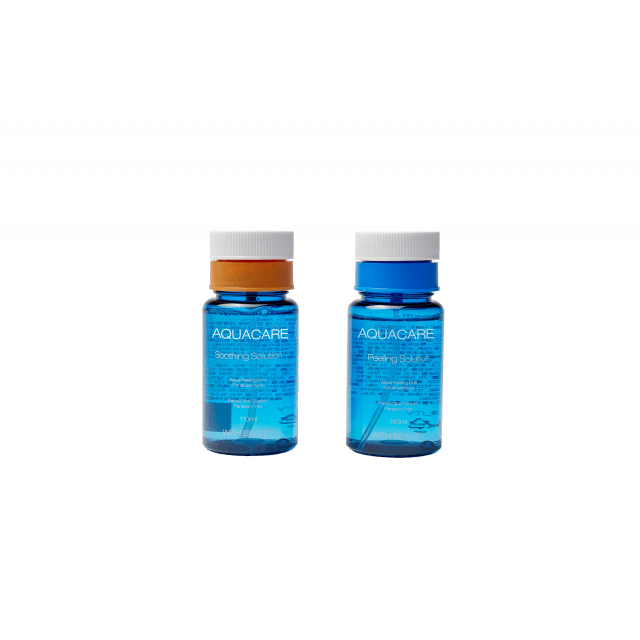 Set Aqua Solutions voor Aqua Care Machine 3*110ml