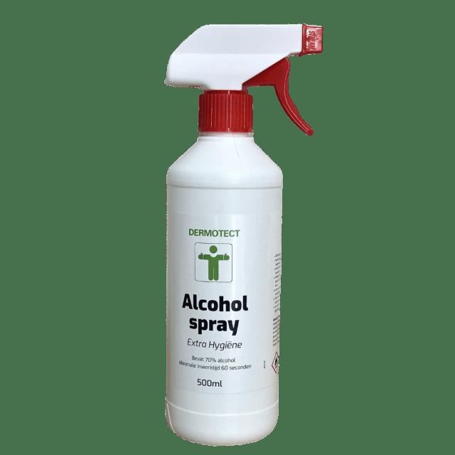 Dermotect Desinfectie Spray 500ml