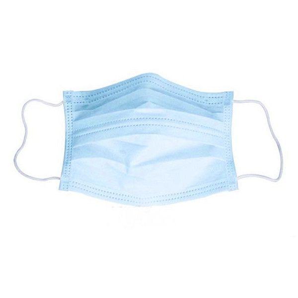 Mondmasker chirurgisch EN14683 type IIR - 50st./doos BFE≥98%