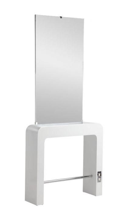 Wonderbaarlijk Kaptafel hoogglans wit | Safety4yoU QF-33